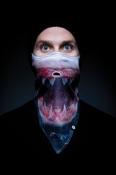 Shark Mask.