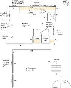 Plans 1er étage