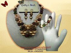 #beads #bea(ds)utiful #jewellery #fashion #crystal #crystal_balls #bracelet #ear_rings #neck_statement #handmade #Bespoke #style #fashionisawesome #classy #elegant #stylish #uniquebeads #accessories #fashion_statement #fashion_accessories #owanbe #celebration #made_in_Naija #Cathys_Kraft #Facebook #Nigerian_beads  #Exodus35:31-32 #Proverbs31:10-end