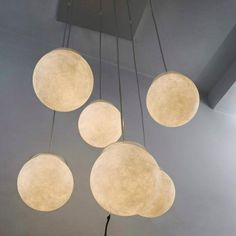 Hanging Moon Lamps Now You Can Experience A Beautiful Full Moon Every Night  Regardless Of The Lunar Cycle With These Hanging Moon Lamps. Perfect Fu2026