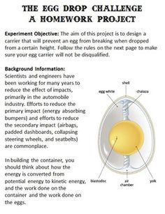 Homework help science project