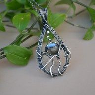 Eclectic Wire Wrapped Jewelry