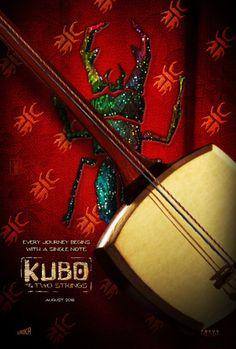Disney Pixar, All Animated Movies, Good Movies, Amazing Movies, Laika Studios, Kubo And The Two Strings, Dreamworks, Japanese Folklore, Disney Crossovers