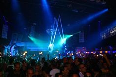 Space (Ibiza, Spain)  One of the best nightclubs I've ever seen!
