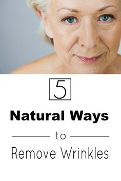 Fit and Well: 5 Natural Ways To Remove Wrinkles