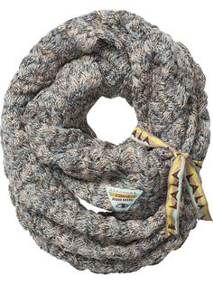 Knitted Tunnel Scarf at Scotch & Soda