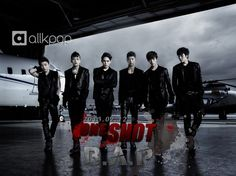 """B.A.P is #1 on Billboard's 'World Albums' chart with """"One Shot"""""""