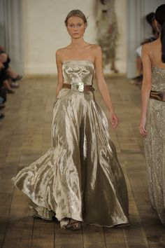 The good, the bad and the divine: Ralph Lauren Spring/Summer 2011