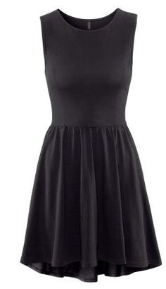 Classic little black dress from H