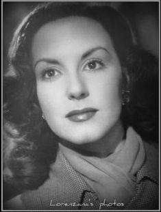 Marga López (1924-2005) Actriz argentina con, también, nacionalidad mexicana, protagonista de múltiples películas durante la Época de Oro del Cine Mexicano y primera actriz de Cine, Teatro y Televisión en México