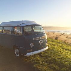 Mornings at Apollo Bay with Bella  the 1972 Kombi  love snaps from a Great Ocean Road trip with @slowtravelmagazine @hireakombi #greatocean73  __ Photo by me  #travel #greatoceanroad #australia #amazingaustralia #kombi #vanlife #apollobay #homeiswhereyouparkit #vanlifediaries by thedawnchronicles