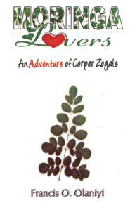 Moringablog - Moringa Love book cover