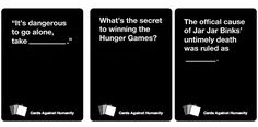 NEEDED: Nerdy Cards Against Humanity Deck