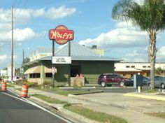 Wolfy's Restaurant in Ocala, Florida is where the locals go for great food, familiar faces and a good time. Local Eatery, Upscale Restaurants, Ocala Florida, Marion County, Vintage Signs, The Locals, Brewery, Great Places, Sweet Home