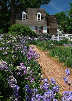 Spring Garden - Williamsburg, Virginia