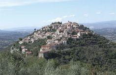 Castro dei Volsci, Provinz Frosinone, Italy