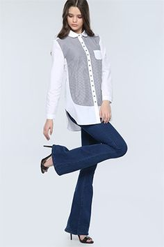 Yeni Gelen Kadın Tunikler - Tozlu.com