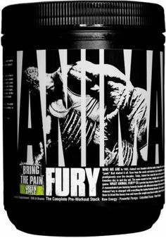 "ANIMAL FURY: The Straight-Shooter's Pre Workout https://blog.priceplow.com/supplement-news/animal-fury Simple and well-dosed, old school mentality just like Animal Pak. Universal Nutrition told us, ""It's an effective product without any shady ingredients from a company that people can trust."" #AnimalFury"