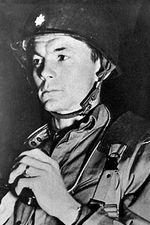 Lt Col William L Turner, 506th PIR HQ 1, KIA 7 June 44