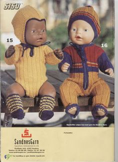 Ag Dolls, Reborn Dolls, Reborn Babies, Barbie Dolls, Knitted Doll Patterns, Knitted Dolls, Knitted Hats, Knitting Dolls Clothes, Doll Clothes Patterns