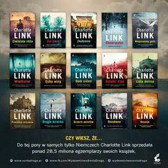 Charlotte Link, Le Book, Books, Libros, Book, Book Illustrations, Libri