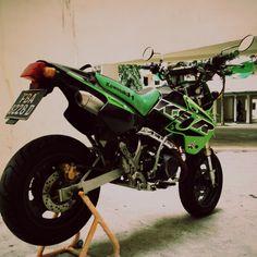 Kawasaki Ksr From Thailand Motorbikes Pinterest