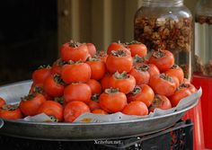 Persimmon Health Benefits  and Usage