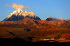 Mt Zhara Lhatse, Western Sichuan, China.
