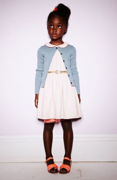 The picture perfect school girl #MiniBoden available at #Nordstrom