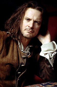 I really liked his look in this movie. It suited him. Colin Firth as Johannes Vermeer in Girl with a Pearl Earring