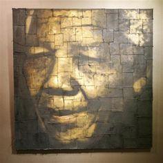 RadicediK - Nelson Mandela by Gian Piero Gasparini