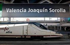 Estación de Tren de Valencia Joaquín Sorolla