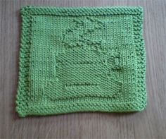 Pattern for dishcloth or washcloth includes stitch pattern only. No yarn, needle or yardage indicated. Recommended yarn is indicate in the comments section. Dishcloth Knitting Patterns, Knit Dishcloth, Knit Patterns, Free Knitting, Clothing Patterns, Stitch Patterns, Easy Knitting Projects, Knitting Ideas, Crochet Projects
