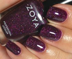 Colores de Carol: ZOYA - Zenith Collection - Payton
