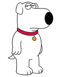 family guy brian - Google Search