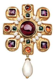 How to Collect Costume Jewelry - Barbara Berger Reveals Her Tips To Collecting Costume Jewelry - Harper's BAZAAR Magazine