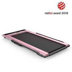 IPO Treadmill Smart Walk Slim Tread Folding Treadmill Intelligent Speed Control Compact Treadmill Under Desk (Pink) Compact Treadmill, Foldable Treadmill, Folding Treadmill, Gym Exercise Equipment, Commercial Fitness Equipment, Running Machines, Cardio Machines, Home Gym Exercises, Workouts