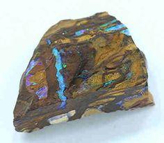 Boulder opal rough, want it, need it