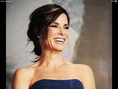 Miss Sandra Bullock