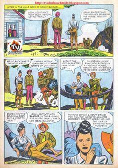 GENE AUTRY COMICS Nº15_1948_4