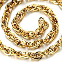 Gold Rope Chain <amazon.prime>