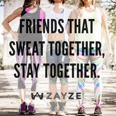 Friends that sweat together, stay together <3 #fitness #workout #inspiration