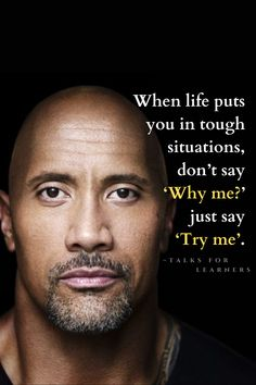 When Things Get Tough Quotes, Life Gets Hard Quotes, Work Life Quotes, Hard Work Quotes, Dj Quotes, Rock Quotes, Motivational Quotes For Life, Inspirational Quotes, The Rock Motivation