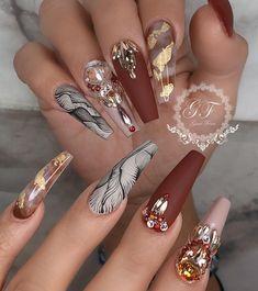 Las 434 Mejores Imágenes De Pretty Nails Uñas Bonitas