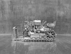 Charles Ray Tractor, 2003 - 2005