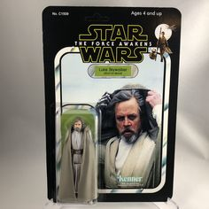 Star Wars Toys, Star Wars Art, Die A Happy Man, Star Wars Action Figures, Star Wars Collection, Luke Skywalker, Marvel Legends, Far Away, New Friends