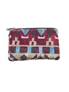 55fa8328fdf7f Bartley Etui-Tasche rot blau gold günstig online bei StyleBee kaufen und  bis zu beim Preisvergleich sparen! Jetzt weitere Handtaschen entdecken und  satte ...