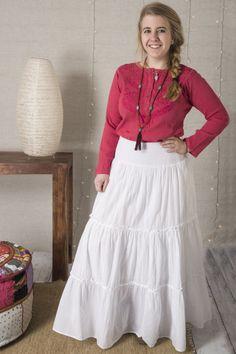 Almora Peasant Skirt
