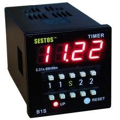 IDTE2RH 110V Digital Twin Timer Relay Time Delay Relay