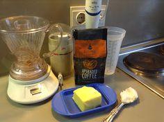 Bulletproof Coffee #paleo #bulletproofcoffee Amazing stuff!